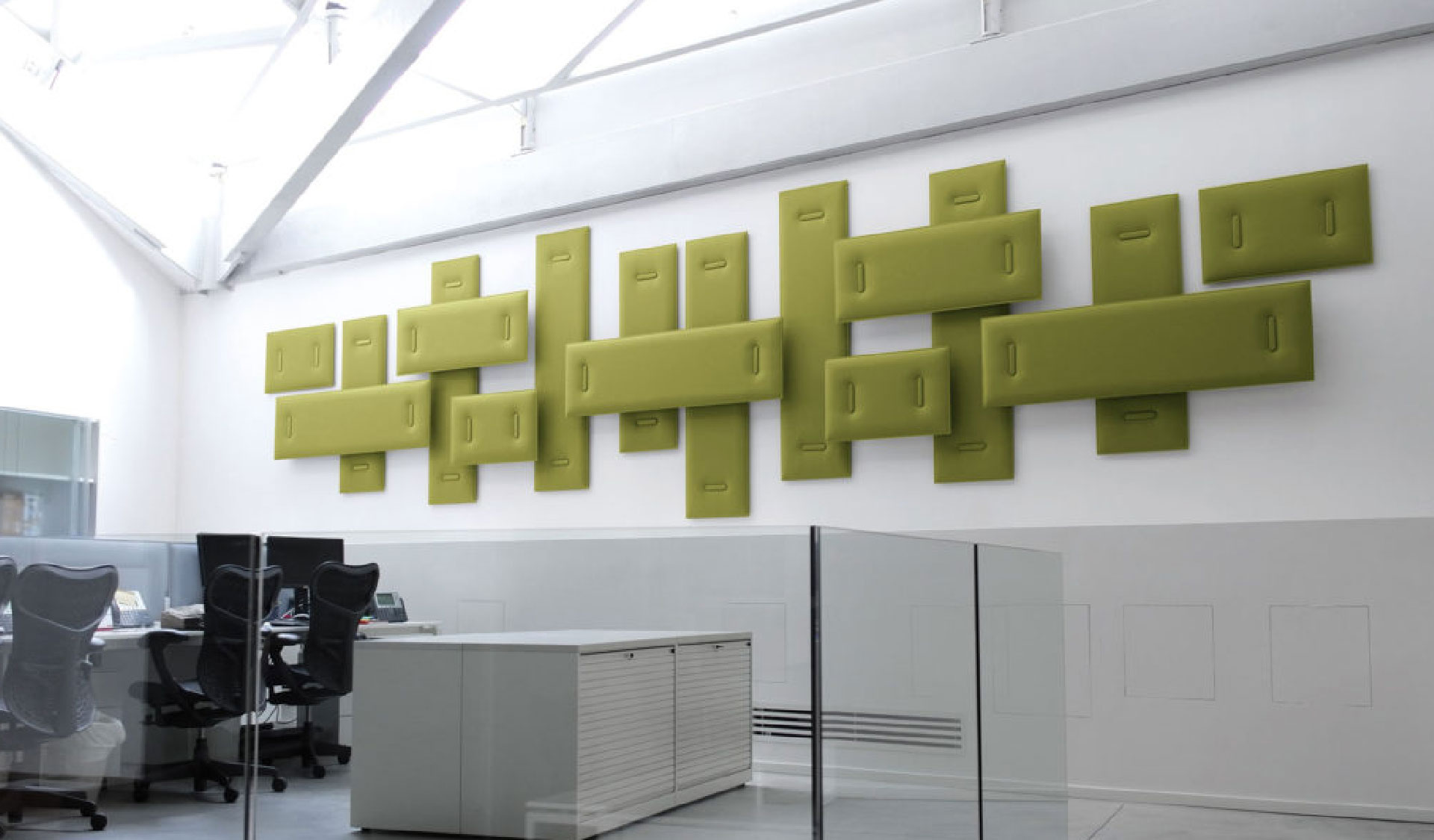 pannelli acustici ufficio