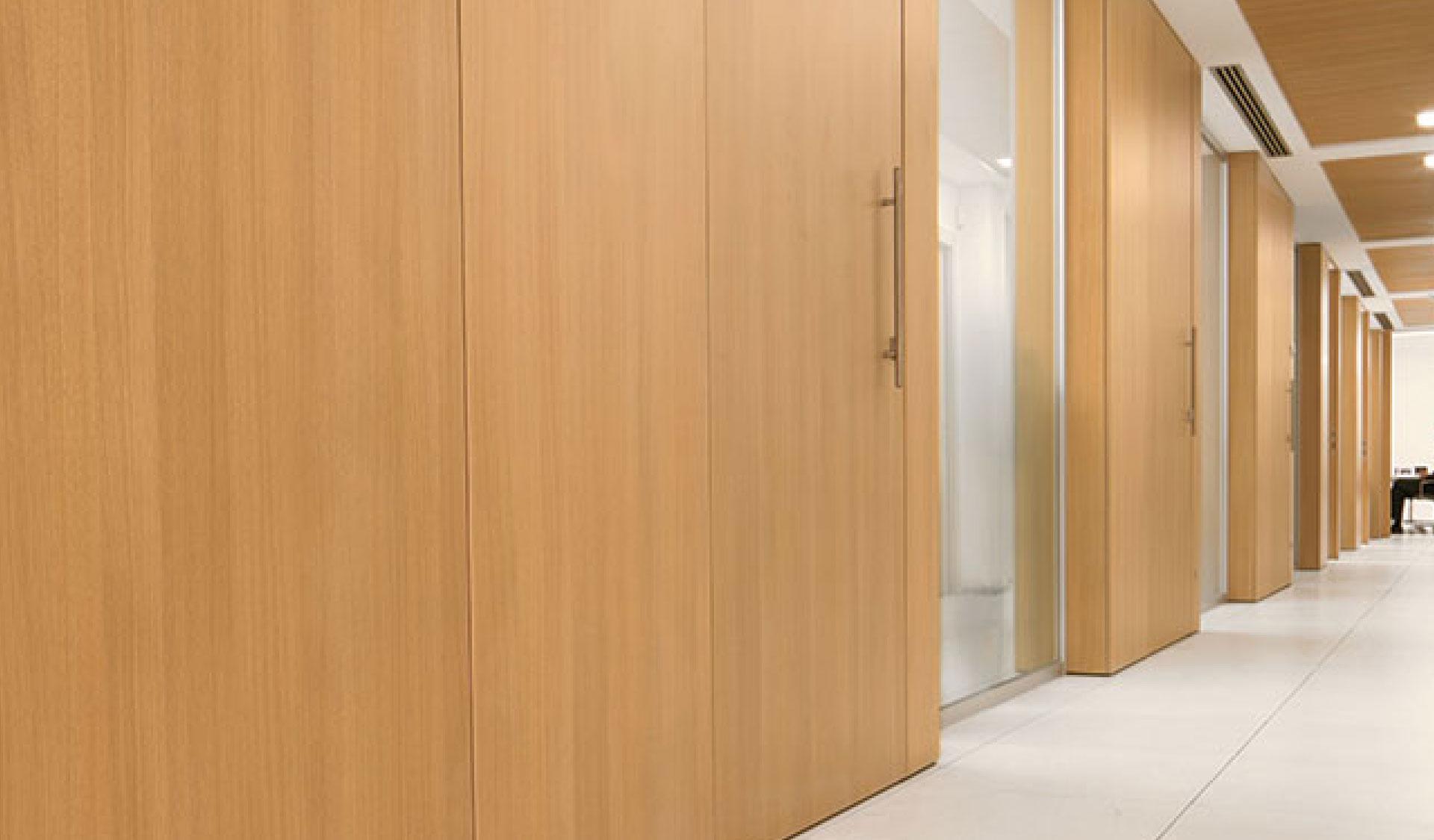 pareti attrezzate ufficio