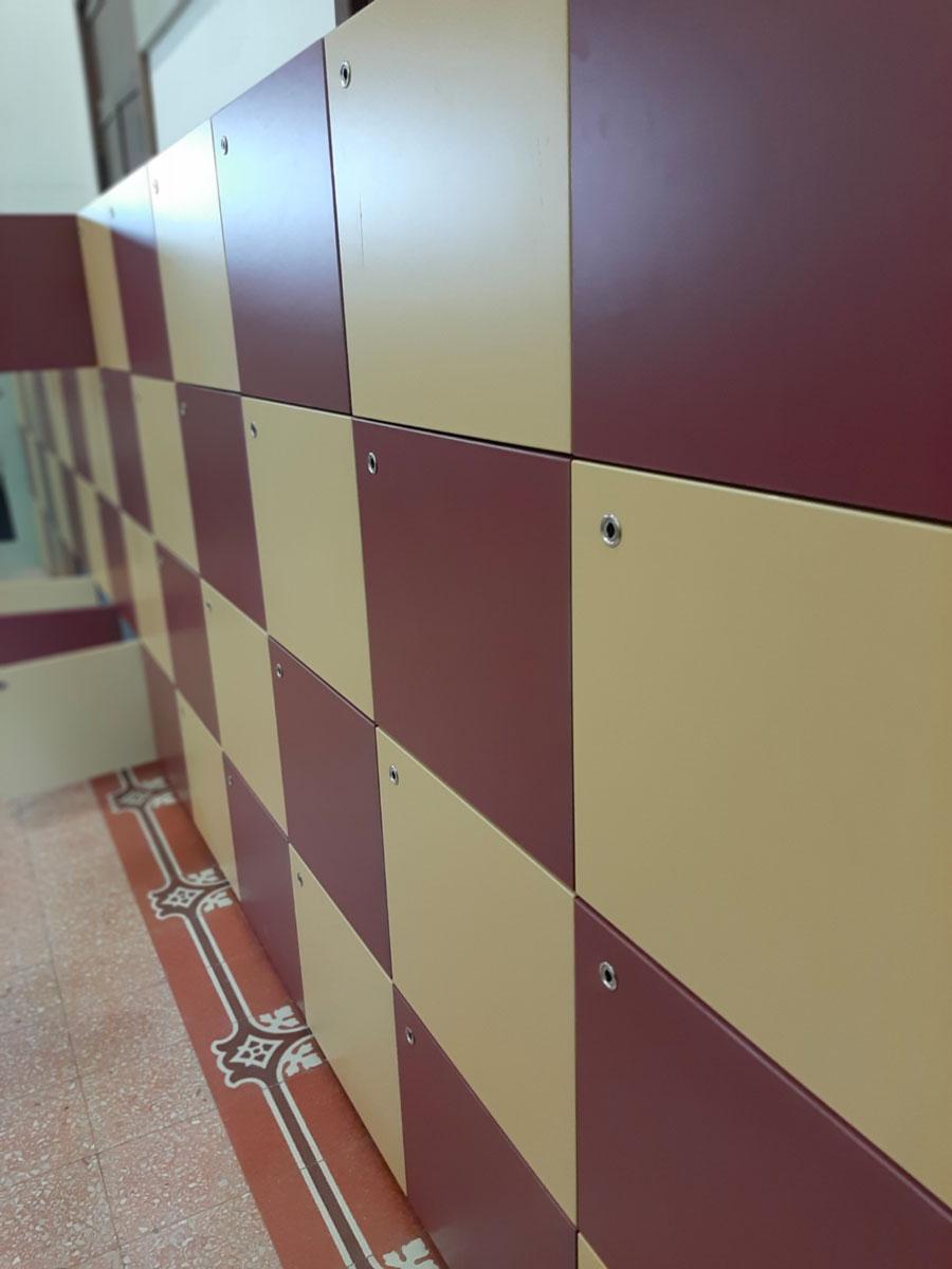 Realizzazioni Liceo Artistico e Musicale | GR Arredamenti